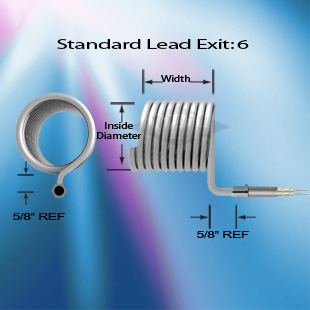 Standard Lead Exit:6