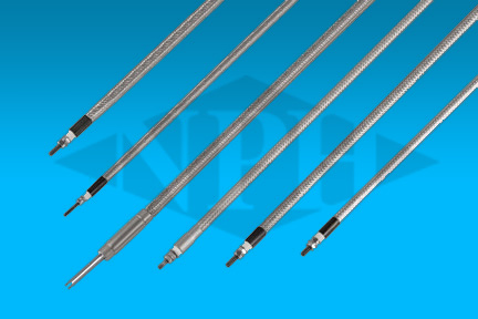 Formable/Flexible Tubular Heaters-Group Lead Termination Options