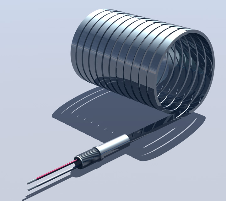 Flat Coil Heaters